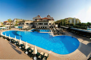Turquie-Antalya, Hôtel Aydinbey Famous