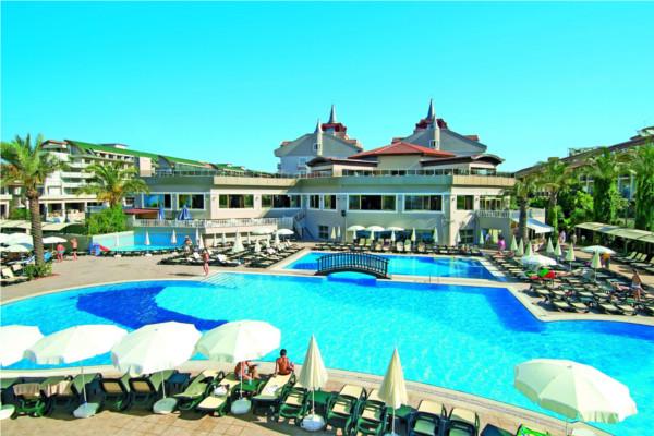 Piscine - Hôtel Aydinbey Famous 5* Antalya Turquie