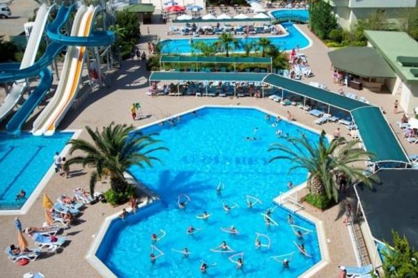 Piscine - Hôtel Aydinbey Gold Deams 5* Antalya Turquie