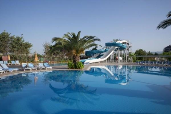 Piscine - Hôtel Aydinbey Gold Dreams 5* Antalya Turquie
