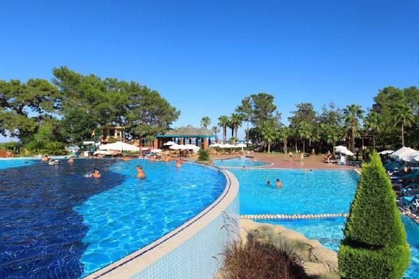 Piscine - Club Club Salima 5* Antalya Turquie