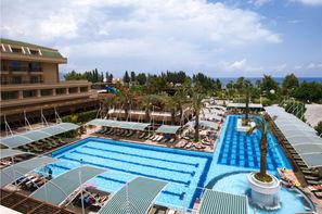 Turquie-Antalya, Hôtel Crystal Deluxe