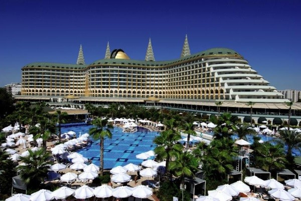 Piscine - Hôtel Delphin Imperial 5* Antalya Turquie