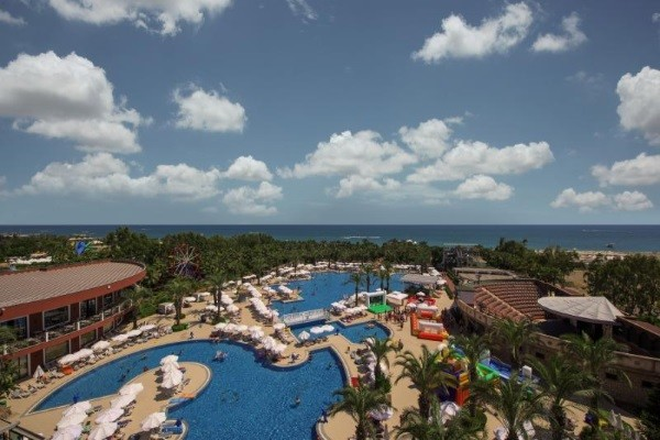 Piscine - Hôtel Delphin Palace 5* Antalya Turquie
