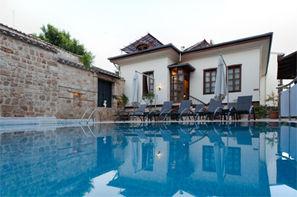 Turquie-Antalya, Hôtel Dogan