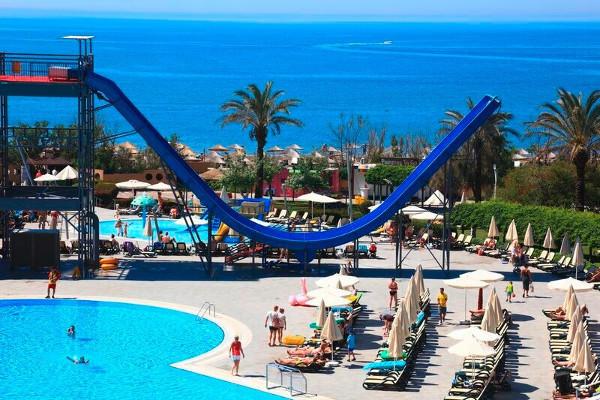 Piscine - Club FTI Voyages Waterworld Belek 5* Antalya Turquie