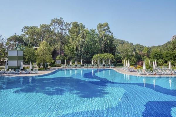 Piscine - Hôtel Fun & Sun Miarosa Ghazal 5* Antalya Turquie