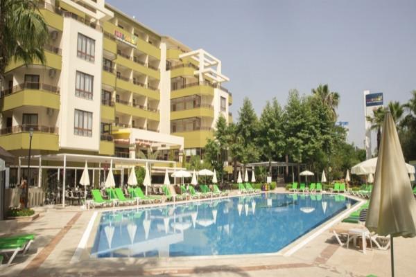 Piscine - Hôtel Fun & Sun Miarosa Incekum Beach 5* Antalya Turquie