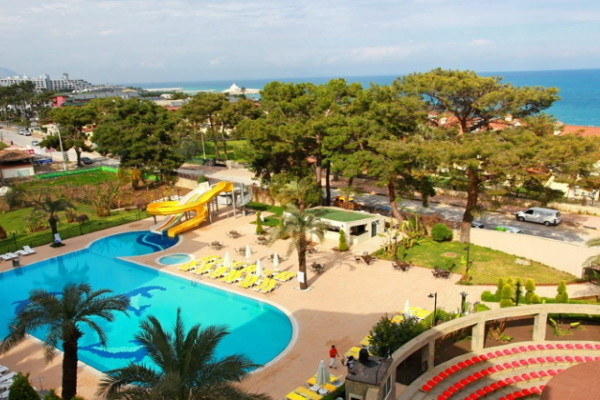Piscine - Hôtel Grand Ring 5* Antalya Turquie