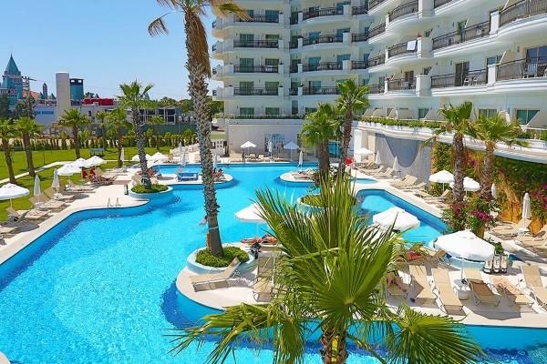 Piscine - Hôtel Heaven Beach Resort & Spa 5* Antalya Turquie