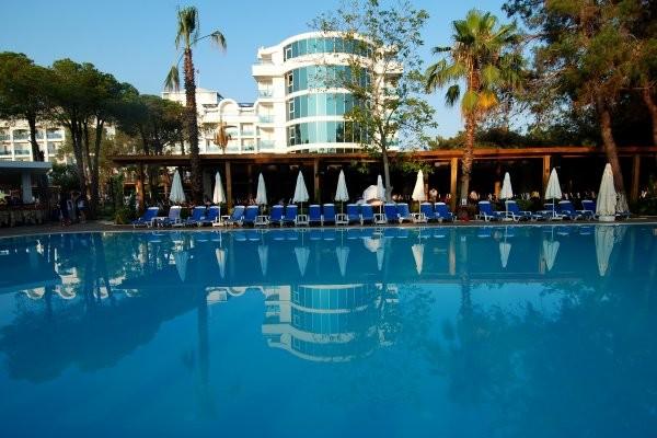 Piscine - Hôtel Hôtel Maya World Side 4* Antalya Turquie