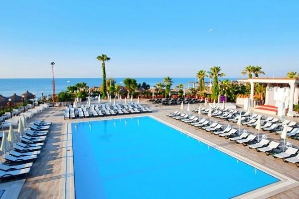 Piscine - Club Hotel Sera 5* Antalya Turquie