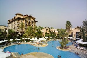 Turquie-Antalya, Hôtel Iron Ambassador Side