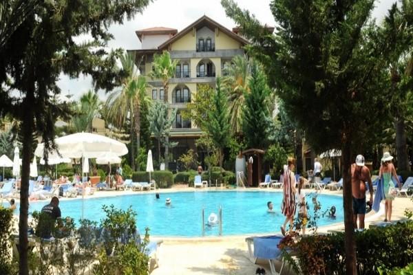 Piscine - Hôtel Iron Ambassador Side 5* Antalya Turquie