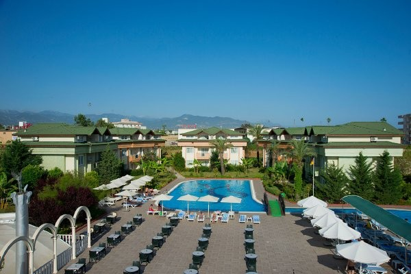 Piscine - Club Jumbo Aydinbey Gold Dreams 5* Antalya Turquie