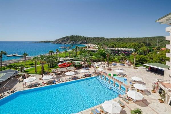 Piscine - Hôtel Kilikya Resort Camyuva 5* Antalya Turquie