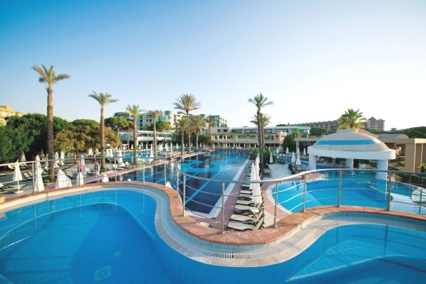 Piscine - Hôtel Limak Atlantis Deluxe Hotel & Resort 5*