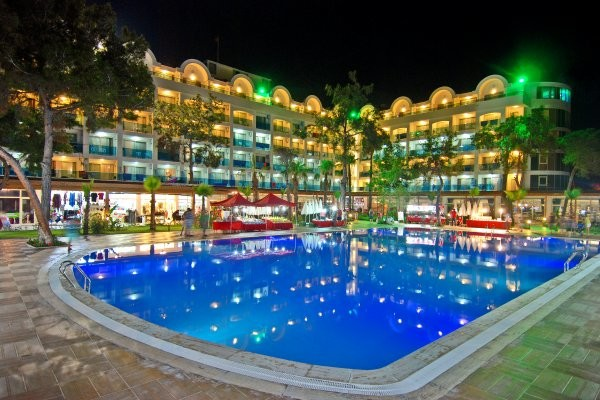 Piscine - Hôtel Maya World Side 4* Antalya Turquie