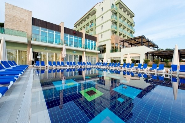 Piscine - Hôtel Mondi Club Sealife Buket Resort & Beach 5* Antalya Turquie
