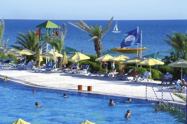 Piscine - Hôtel Papillon Belvil 5* Antalya Turquie