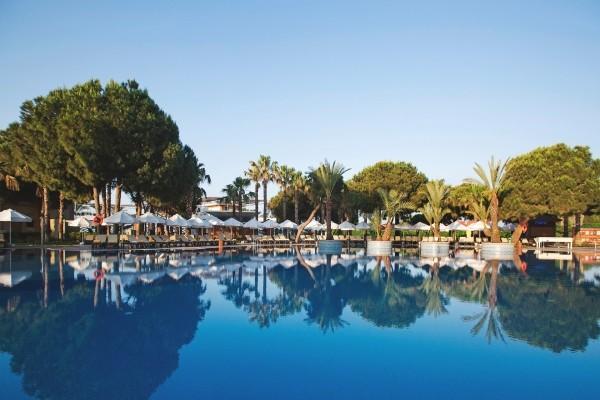 Piscine - Hôtel Papillon Zeugma 5* Antalya Turquie