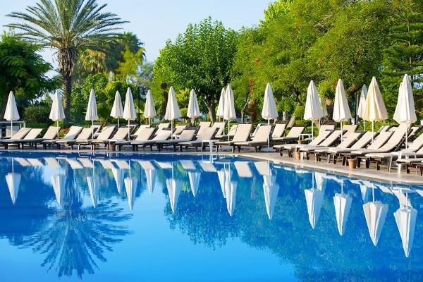 Piscine - Hôtel Q Aventure Park 5* Antalya Turquie