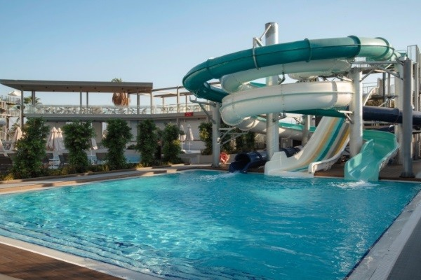 Piscine - Hôtel Riolavitas Spa & Resort 5* Antalya Turquie
