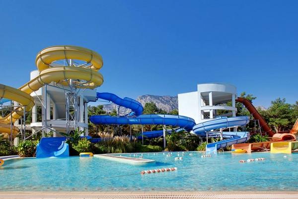Piscine - Hôtel Rixos Sungate 5* Antalya Turquie