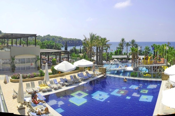 Piscine - Hôtel Sealife Buket Resort & Beach 5* Antalya Turquie
