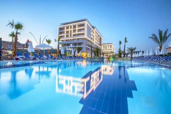 Piscine - Hôtel Sentido Numa Bay 5* Antalya Turquie