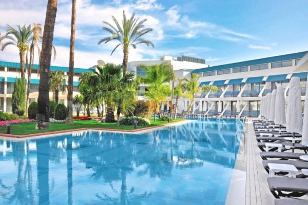 Piscine - Hôtel Side Star Elegance 5* Antalya Turquie
