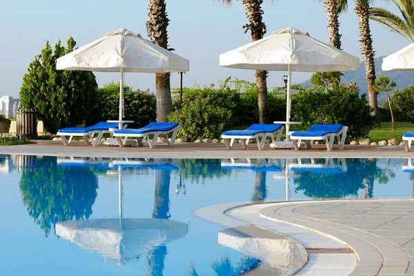 Piscine - Hôtel Sultan Beldibi 4* Antalya Turquie
