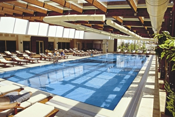 Piscine - Hôtel Sunis Kumköy Beach Resort & Spa 5* Antalya Turquie