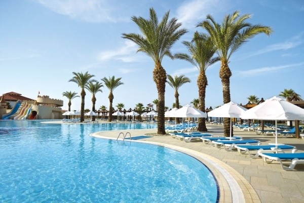 Piscine - Hôtel TIU BLUE Palm Garden 4* Antalya Turquie