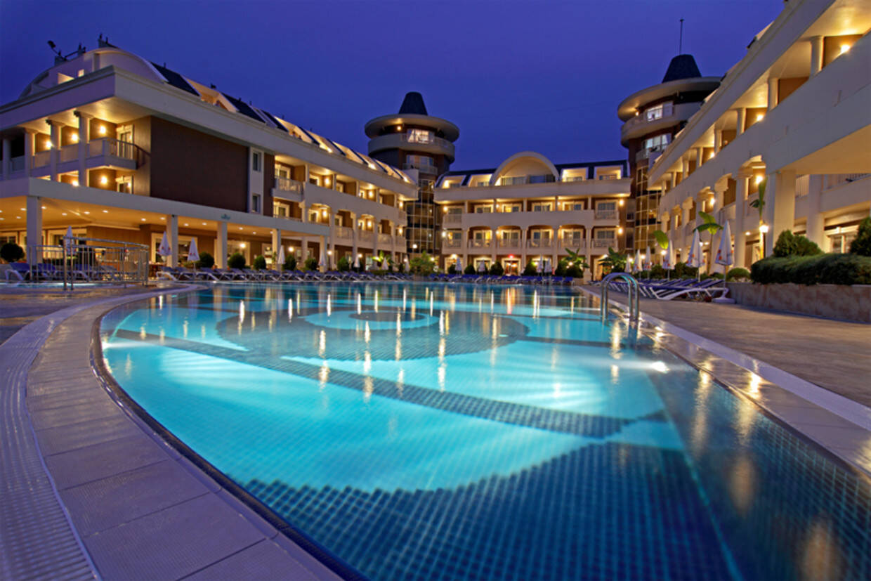Piscine - Hôtel Viking Star 5* Antalya Turquie