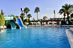 Turquie-Antalya, Hôtel White City Beach
