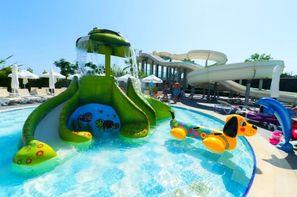 Turquie-Antalya, Hôtel White City Resort