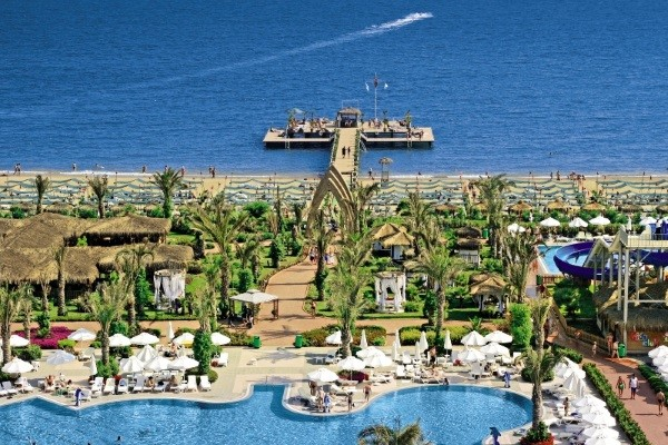 Vue mer - Delphin Palace