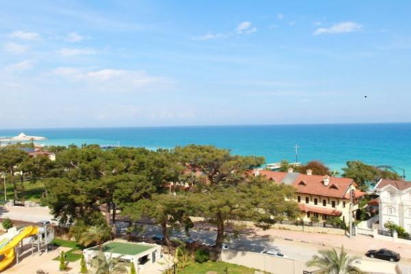 Plage - Hôtel Grand Ring 5* Antalya Turquie