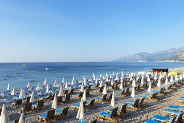 Vente flash Antalya Hôtel Sealife Family 5*