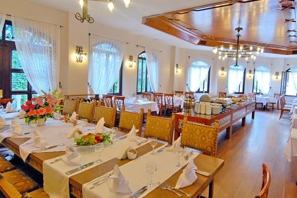 Restaurant - Hôtel Aspen 3* Antalya Turquie