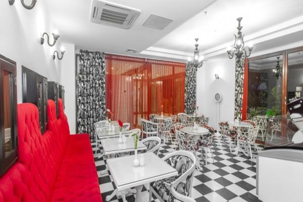 Restaurant - Hôtel Fun & Sun Miarosa Incekum Beach 5* Antalya Turquie