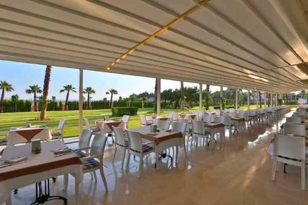 Restaurant - Hôtel Heaven Beach Resort & Spa 5* Antalya Turquie