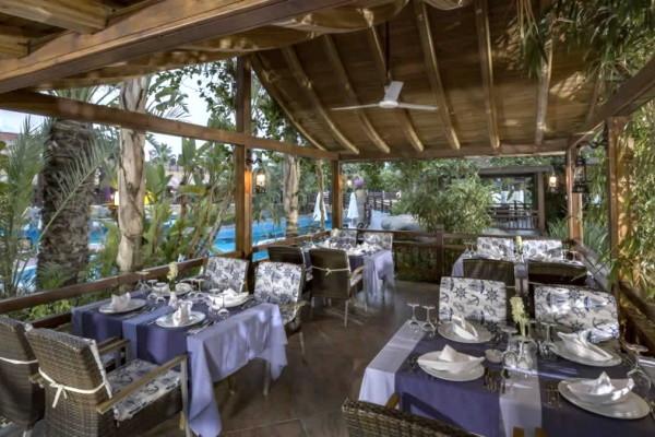 Restaurant - Hôtel Royal Dragon 5* Antalya Turquie