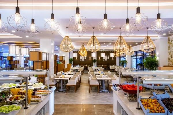 Restaurant - Hôtel Sentido Numa Bay 5* Antalya Turquie