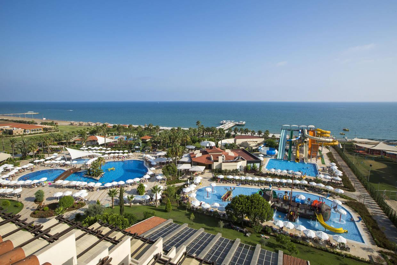 Vue panoramique - Hôtel Bellis Deluxe 5* Antalya Turquie