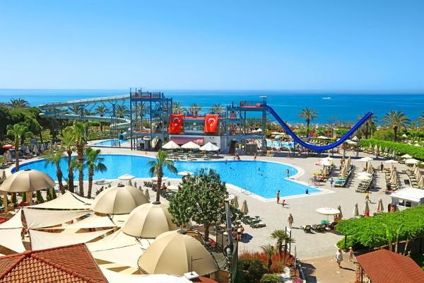 Vue panoramique - Club FTI Voyages Waterworld Belek 5* Antalya Turquie