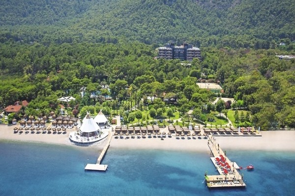 Vue panoramique - Club Jet Tours Paloma Foresta 5* Antalya Turquie