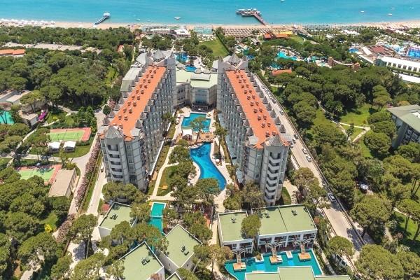Vue panoramique - Hôtel Papillon Zeugma 5* Antalya Turquie
