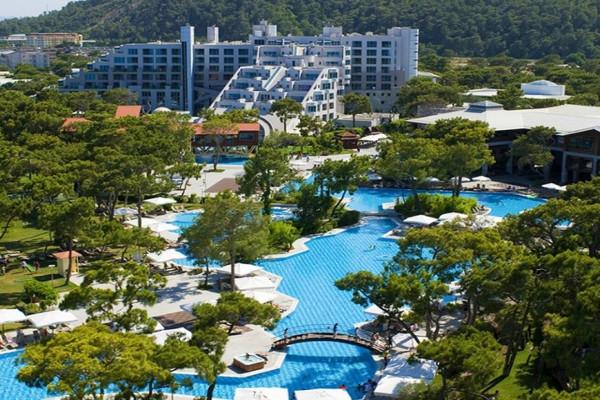 Vue panoramique - Hôtel Rixos Sungate 5* Antalya Turquie